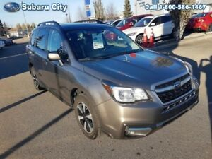 2018 Subaru Forester 2.5i Touring w/ Eyesight,SUNROOF,AIR,TILT,C