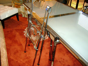 Lucite & chrome chairs Kitchener / Waterloo Kitchener Area image 2