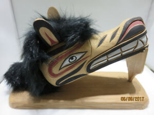 50% OFF NATIVE CARVINGS, STARTING FRIDAY SEPT 22