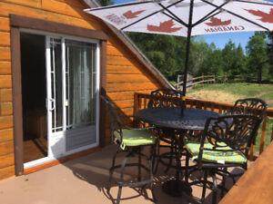 Loft à louer en campagne pour séjour en plein air