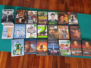 Big Lot of DVDs / Movies: $10 for all of them