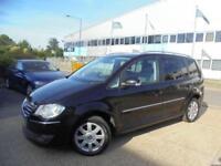 2008 Volkswagen Touran 2.0 TDI DPF Sport DSG 5dr (7 Seats)