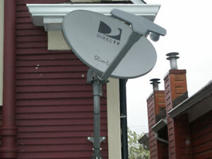 SATELLITE INSTALLATION~Dish~Sales~Repair^Setups^Bell/Shaw/Direct