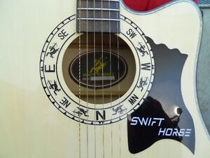 Swift Horse Guitar - Excellent Condition Kingston Kingston Area image 6