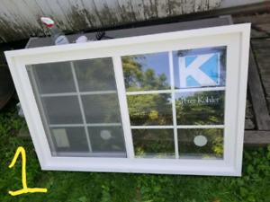 Brand new Kohler windows.