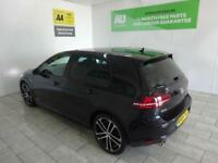 Black Volkswagen Golf 2.0TDI GTD ***FROM £65 PER WEEK***