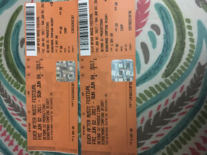 Ever after music fest tickets
