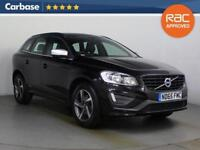 2015 VOLVO XC60 D4 [190] R DESIGN 5dr Geartronic SUV 5 Seats