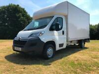 Citroen Relay L3 HDI 3.5T (Transit, Sprinter LWB Size) 13ft. Luton Van Tail Lift