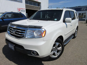 2012 Honda Pilot XLE-LEATHER,SUNROOF!8 PASSENGER!WARRANTY!$24250