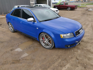 2005 Audi S4 6 speed 4.2 V8 for PARTS