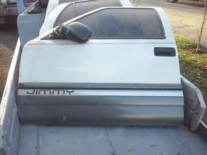 4 doors for 1993-2002 GMC Jimmy or Chevy Blazer