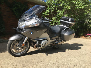 Outstanding 2013 BMW R1200RT