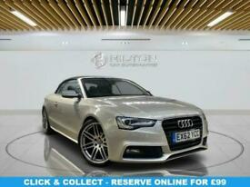 image for 2012 Audi A5 2.0 TDI S LINE S/S 2d 177 BHP Convertible Diesel Manual