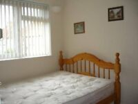 Nice and clean double room rent in Feltham