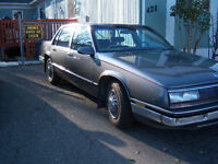 buick lesabre 1989  limited