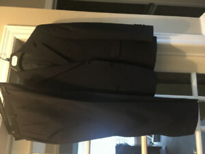 Youth - size 20R Navy Blue suit