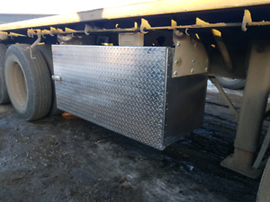 "Semi trailer brand new tool boxes 60"" x 24"" x 24"""