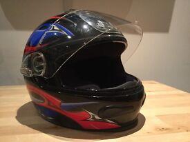 Grex G6 G06 / G-06 Motorcycle / moped / Karting / Bike Helmet - Extra Small