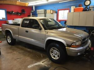 2002 Dodge Dakota 4x4
