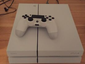 PS4 mint condition