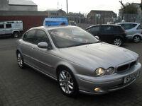Jaguar X-TYPE 2.5 V6 Sport ( AWD) 2002