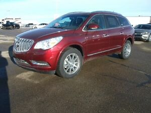 2017 Buick Enclave Leather***Only $54,295***