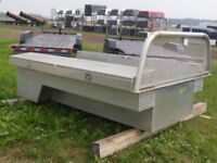 Just Arrived!! 8' Long Box Slide-In Aluminum Tool Caddy Red Deer Alberta Preview
