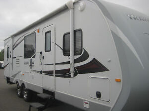 Used Bunk Trailer