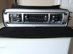 Peavey Bass Head and Cabinet