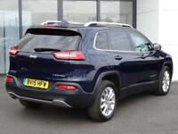 2015 Jeep Cherokee 2.0 CRD Limited FWD 5dr