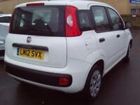 2012 Fiat Panda 1.2 Pop 5dr 5 door Hatchback