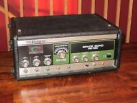 Roland RE-150 Space Echo...tape delay analogique.
