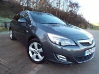 2012 Vauxhall/Opel Astra 1.3CDTi 16v ( 95ps ) ecoFLEX ( s/s ) ESTATE SRi £30 TAX