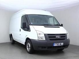 2011 FORD TRANSIT Medium Roof Van TDCi 85ps Ply Lined