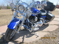 2007 ROAD KING CVO