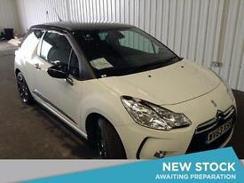 2013 CITROEN DS3 1.6 e HDi Airdream DStyle Plus 3dr