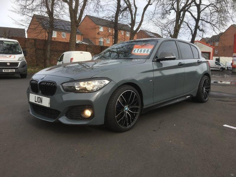 bmw 1 series 2 0 125d m sport sports hatch 5dr start stop. Black Bedroom Furniture Sets. Home Design Ideas