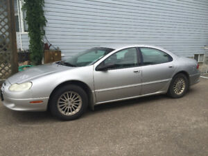 2004 Concorde LXI (car for parts)