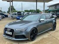 2014 Audi RS6 AVANT AVANT TFSI V8 QUATTRO Auto Estate Petrol Automatic
