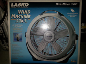 Lasko Wind Machine 3300C