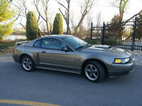 2002 Ford Mustang GT Coupé impecable