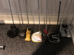 NEW Golf Putters, Titalist, Nike, Taylor Made, Scotty Cameron's