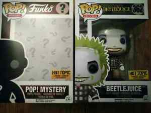Beetlejuice Exclusive Hot Topic Mystery Funko London Ontario image 1