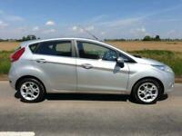 2011 Ford Fiesta 1.25 Zetec 5dr [82] HATCHBACK Petrol Manual