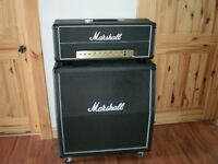 Marshall JMP Head + Marshall Cab