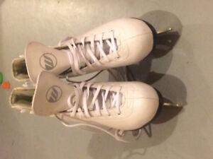 Size 5 skates like new