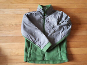 Boy Winter Jacket size 8 small Columbia 2 pieces