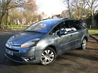 Citroen Grand C4 Picasso 2.0HDi AUTO Exclusive**DIESEL**DVD PLAYERS & SAT NAV!**