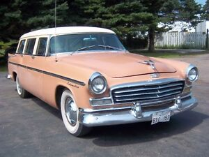 1956 Chrysler Town and Country Station Wagon